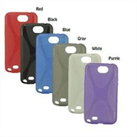 For Samsung Galaxy Note 2 n7100 X Line TPU case