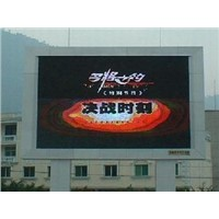 Full Color DIP P10 Stage LED Screens , Outdoor LED Screen