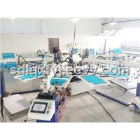 Fully automatic T-shirt printing machine latest high configuration multi-function