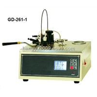 GD-261-1 gasoline Flash Point Tester