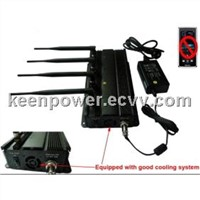 GPS, GSM and Cell Phone Signal Jammer-SJ8009