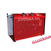 GSW200 type fire high-pressure air compressor