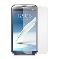 Glossy Mirror Screen Protector for Samsung GALAXY Note II N7100
