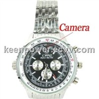 HD DVR Digital Video Watch with Hidden Camera - 4G(SW1007)