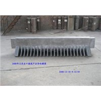 Heat Resistant Steel Guide Beam
