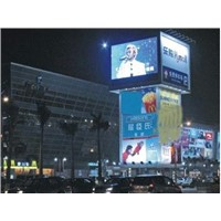 High Definition P10 Outdoor Advertising LED Video Screens in Slovakia