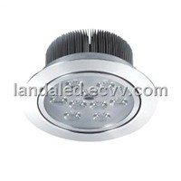 High Efficiency Energy Saving LED Ceiling Light 7W