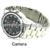 High Resolution Spy Watch with Hidden Micro Camcorder(SW1004)