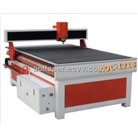 High Speed Wood CNC Router AOL 1218