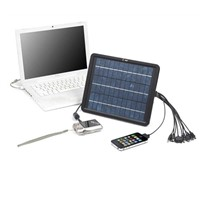 High-efficiency Portable Solar Water-proof Laptop Charger MP3/MP4/IPOD Charger