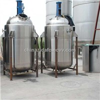 High pressure chemical pharmacy stainless steel reaction
