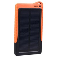 High quality 7200MAH Portable Solar mobile phone battery Charger Emergency Power