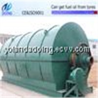 High-quality  waste tire recycling equipment to furnace oil with best price
