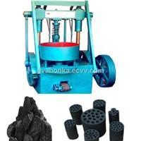 HonKA brand coal/carbon black briquette press machine with ISO,CE