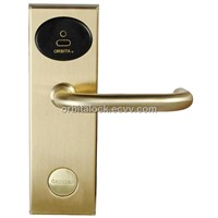 Electric Safety Hotel Room Door Card Lock (CE&FCC)