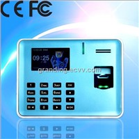 Hot selling, fingerprint time attendance biometric device, No software required