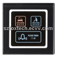 Hotel Door Bell with LED Backlight FDS-003A