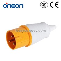 IEC CEE Industrial Plug and Socket HF-013L-4 16A 2P+E