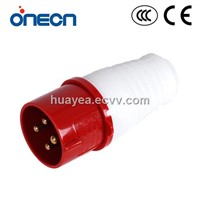IEC CEE Industrial Plug and Socket HF-014 16A 3P+E