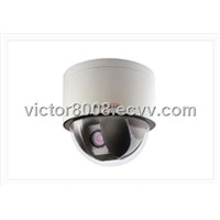 INDOOR ROTATABLE CCTV DOME CAMERA