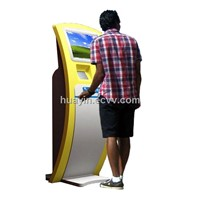 Informative Kiosk with Touch Screen