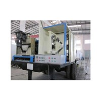 K Span Roof Panel Roll Forming Machine