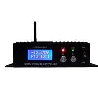 LCD-DMX512 wireless receiver