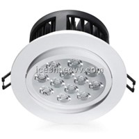 LED downlight  LED ceiling light 7W