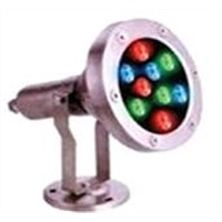LED fountain light 9W AC12V 15, 30, 45 waterproof IP68