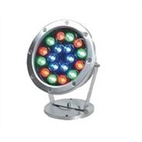 LED underwater light 18W AC12V 15, 30, 45 degree Waterproof IP68
