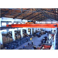 LH Model Electric Hoist Overhead Crane