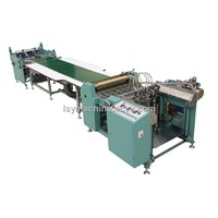 LY-650-2A Gluing machine(with feeder)