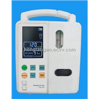 Medical enteral feeding pump -with large color LCD