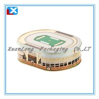 Metal Biscuit Tin/XL-4009