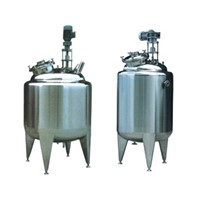 Mixing Hot / Cold Cylinder
