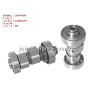 Motorcycle camshaft for CRYPTON
