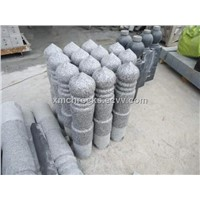 Muslim Monument Grey Granite