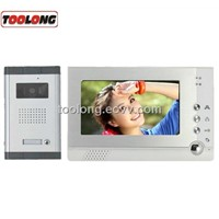 New Cheap 7inch Video Door Camera System with Memory