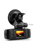 "New Full HD 1080P 30FPS GS1000 G-sensor H.264 4 IR light Ambarella CPU1.5"" LCD Car DVR Recorder"