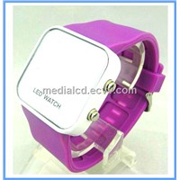 Newest Silicone Slap Watch, LED Watch, LED Watch