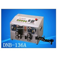 Newest automatic copper wire cable stripping machine DNB-136A