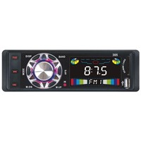 Newest car stereo with FM/USB/SD MP3 player