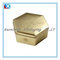 Octangular Chocolate Tin Box/XL-7006