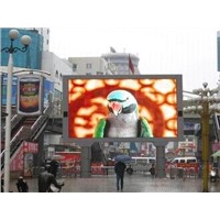 P16mm Energy Saving Outdoor Advertising LED Screen Billboards