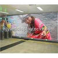 P8 indoor led display board