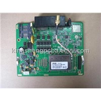 PCB Assembly for bus GPS