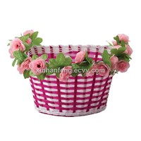 Plastic Basket , HBK-142, Bicycle Accessories
