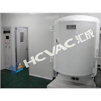 Plastic UV vacuum coating machine