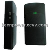 Portable Cell Mobile Phone GPS GSM  Signal Jammer SJ8016