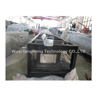 Portable Gutter Forming Machine